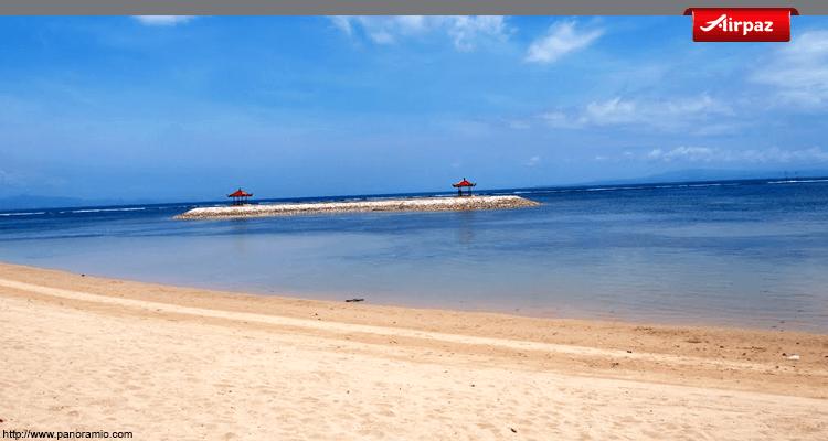 gambar pantai sindhu