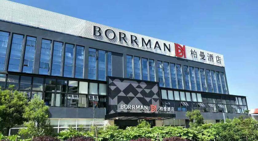 Borrman Hotel – Hotel Kunming International Airport Branch