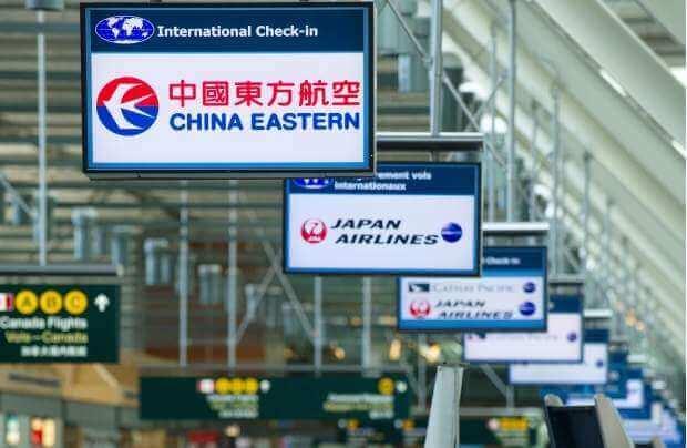 Domestic and International Flights