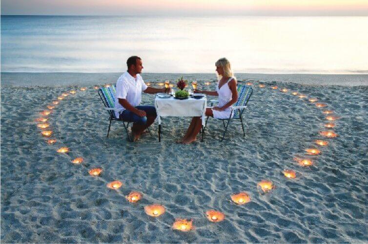 Dinner Romantis
