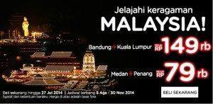 Promo Malaysia Penang