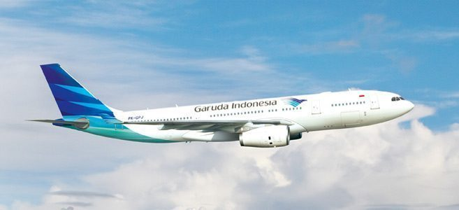 Garuda Indonesia Airport Tax