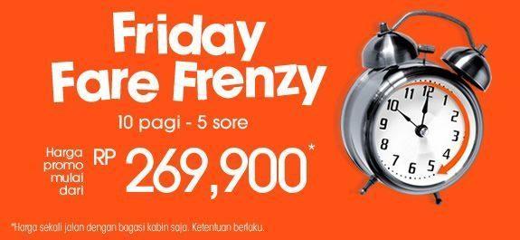 Friday Fare Frenzy