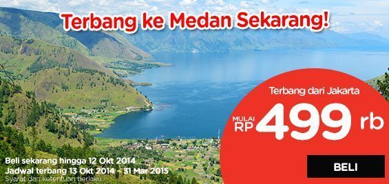 Promo Airasia 12 October 2014