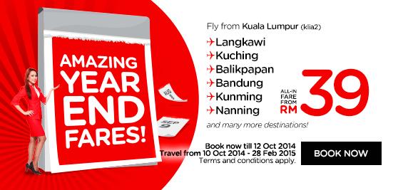 Promo Airasia Malaysia
