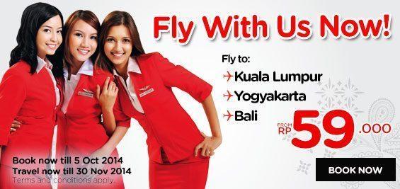 Promo Indonesia Airasia