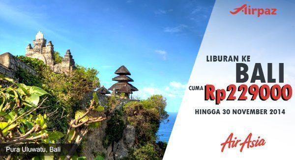 Promo Airasia Bali