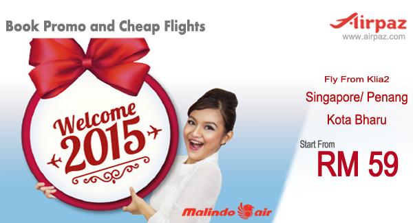 Promo Malindo Air