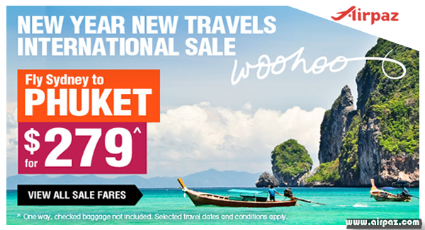 Promo Cheap Flights New Year Jetstar 2015