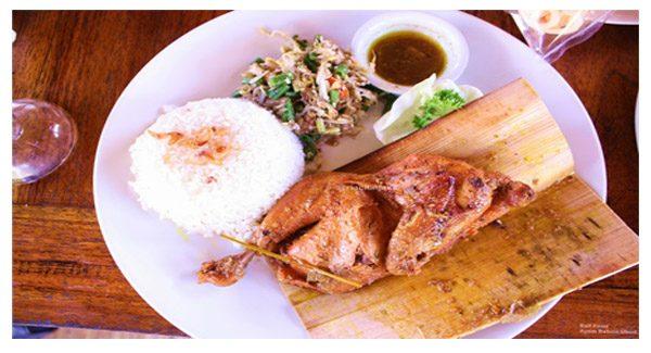 Bebek Betutu, Special Food from Bali, Indonesia