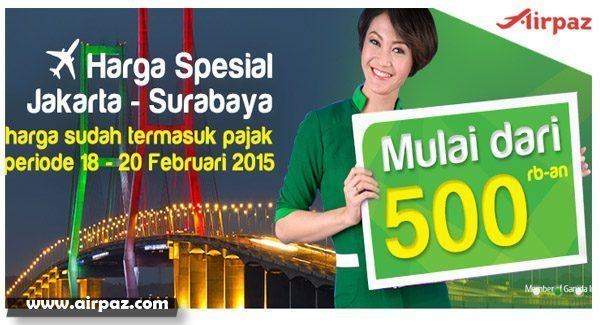 Promo Citlink 18- 20 February 2015