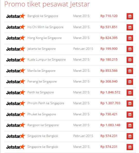 Promo Tiket Pesawat Jetstar