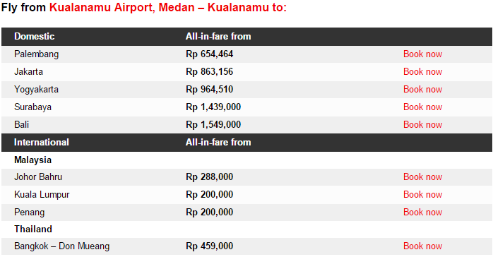 BIG SALE PROMO from AIRASIA Till 29 March 2015 1