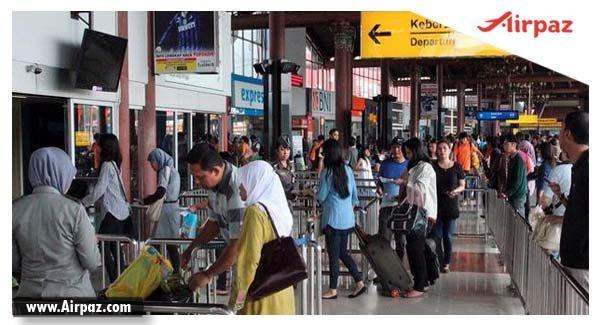 Loket Penjualan Tiket di Bandara Soekarno Hatta dan Kuala Namu Sudah Dihapuskan