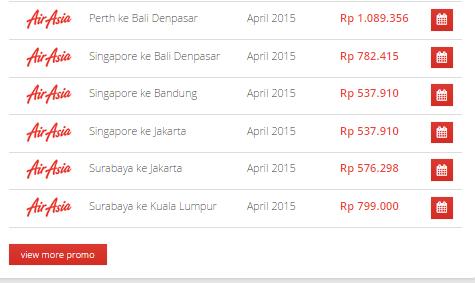 Promo AirAsia ke Singapore di Airpaz