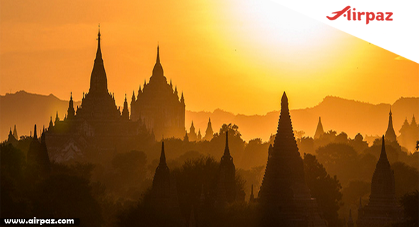 Promo Airasia to Myanmar
