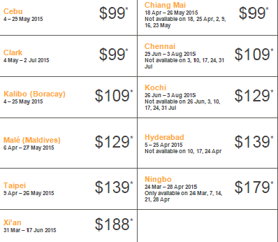 Promo Tiger Air Book 15 March 2015 - 1