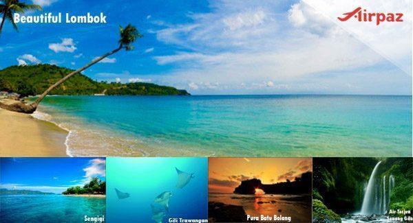 Tempat Wisata Yang Wajib Dikunjungi Di Lombok Airpaz Blog