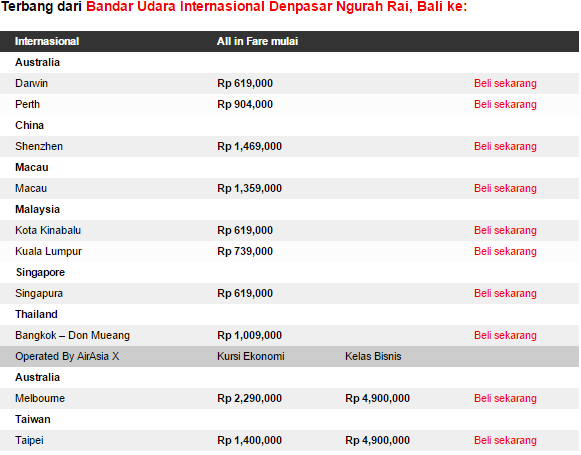 Promo AirAsia Mid Year Sale ke Bangkok hingga 12 April 2015 1