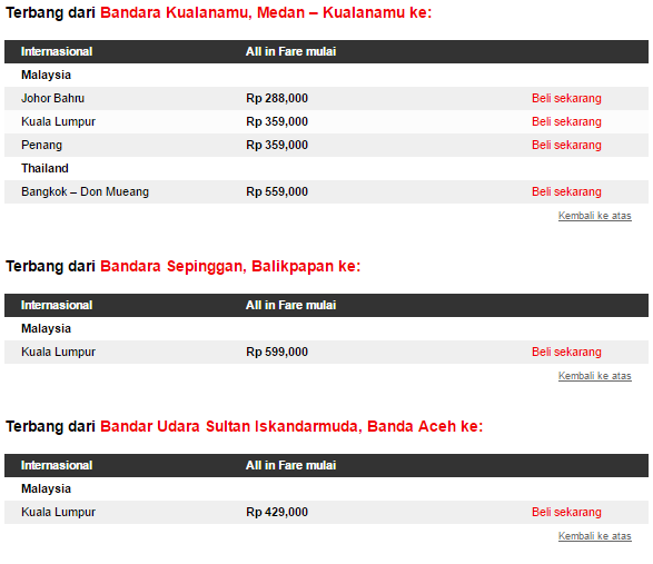 Promo AirAsia Mid Year Sale ke Bangkok hingga 12 April 2015 2