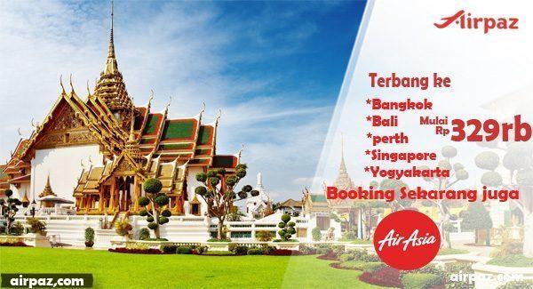 Promo AirAsia Keliling Asia Australia Hingga 17 Mei 2015