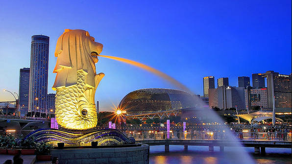 10 Tempat Wisata Wajib Dikunjungi di Singapore
