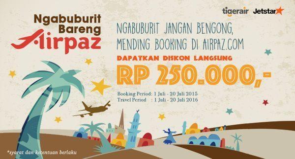 Promo Ngabuburit Airpaz
