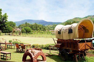 Ini 8 Tempat Wisata yang Bisa Dikunjungi di Bandung De Ranch