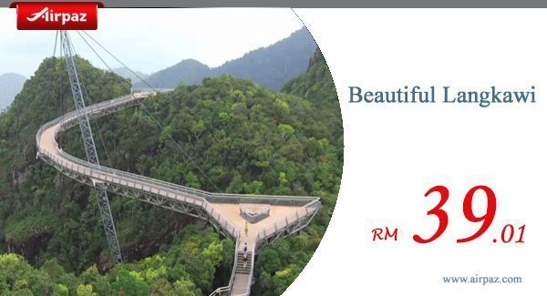Menikmati Keindahan Alam dari Sky Bridge Langkawi