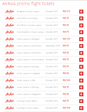 HOT PROMO AirAsia forB Traveling 2016
