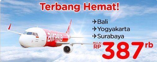 Promo AirAsia Indonesia di Airpaz