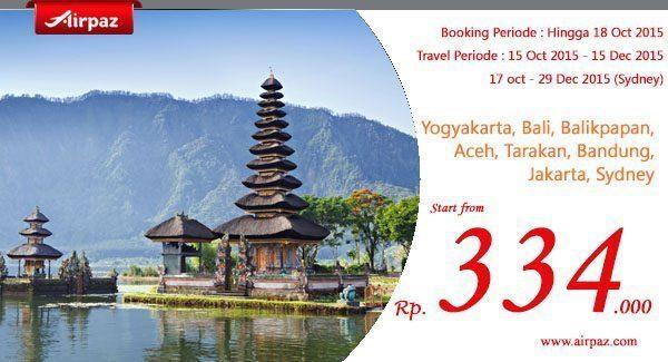AirAsia Airpaz Indonesia 12 okt 2015
