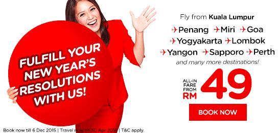 AirAsia 30 Nov 2015