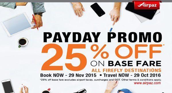 Airpaz Malaysia 25 november 2015