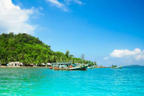 Cantiknya Pantai dan Serunya Berburu Mutiara di Phu Quoc Island