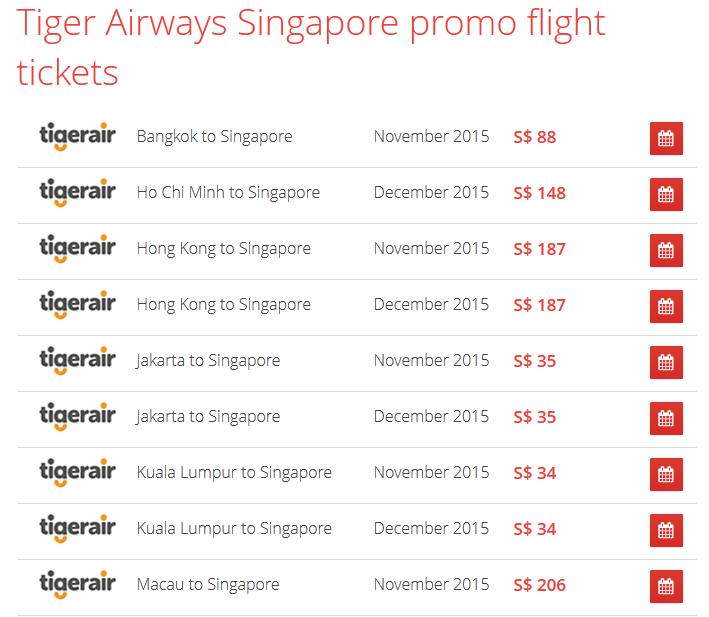 Tiger Airpaz promo 19 november