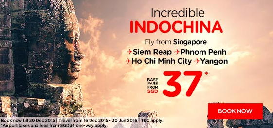 AirAsia Singapore Airpaz 15 december 2015