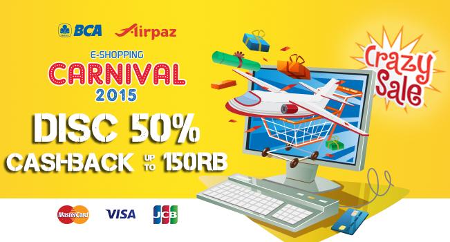 Airpaz Eshopping Carnival