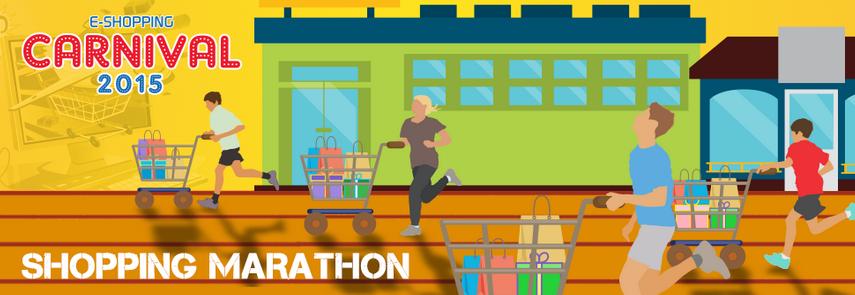 Airpaz shopping marathon