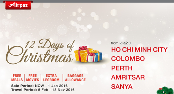 Promo MalindoAir Special Christmas