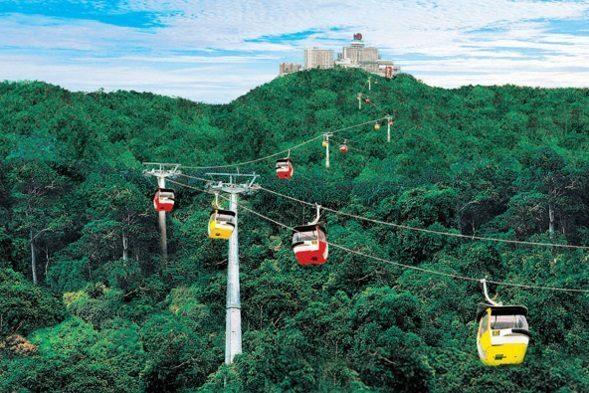 Serunya Berlibur ke Genting Highland Malaysia