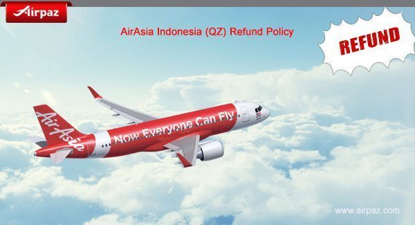 AirAsia Indonesia Refund Policy