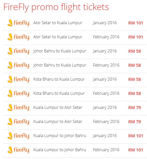 Firefly promo 6 january 2016
