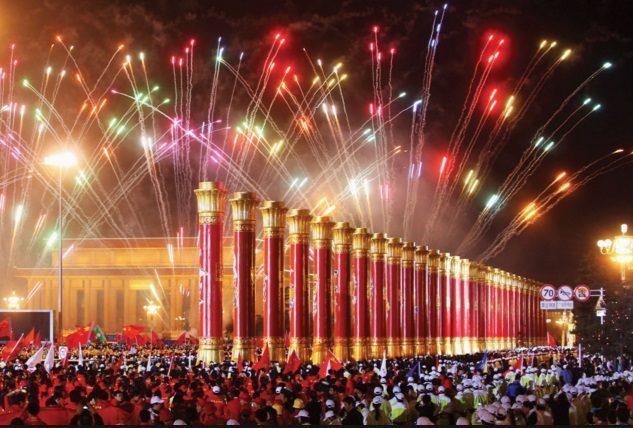 7 Negara Paling Meriah Merayakan Tahun Baru Imlek