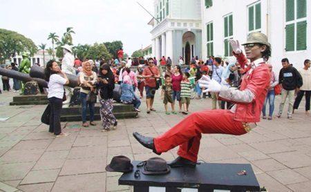 Tempat Wisata di Jakarta Rayakan Hari Kasih Sayang - Valentine 2