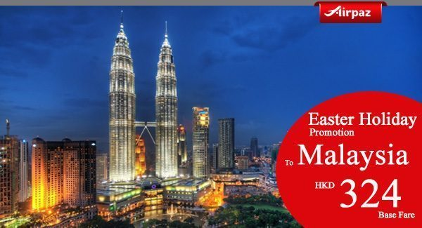 AirAsia Hong Kong Easter Sale Airpaz Promo