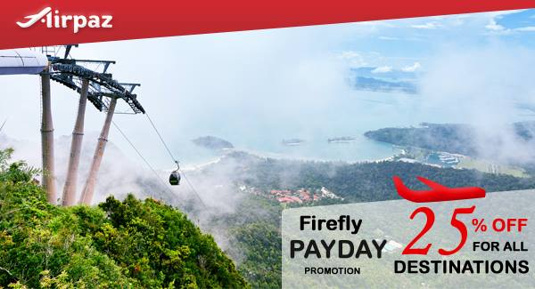 Firefly Payday Promotion