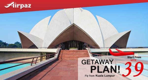 AirAsia Malaysia Gateway Plan Airpaz Promo.