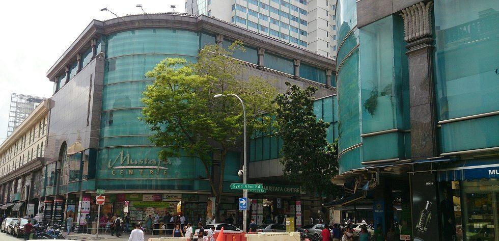 Mustafa shopping center Singapore