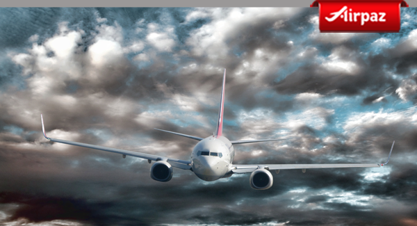 Bagaimana Jika Pesawat Melakukan Penerbangan Saat Cuaca Buruk